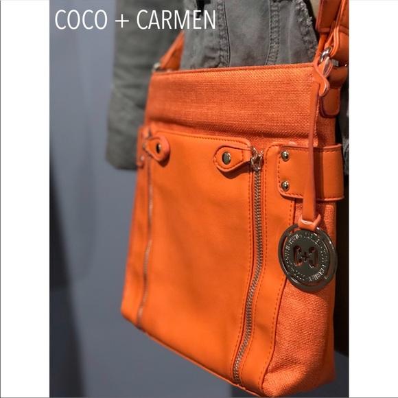 Coco & Carmen Handbags - ᑕOᑕO & ᑕᗩᖇᗰEᑎ ᖇEEᑕE ᑕᖇOᔕᔕ ᗷOᗪY ᗷᗩG